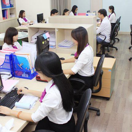 Dịch vụ kiểm soát kế toán
